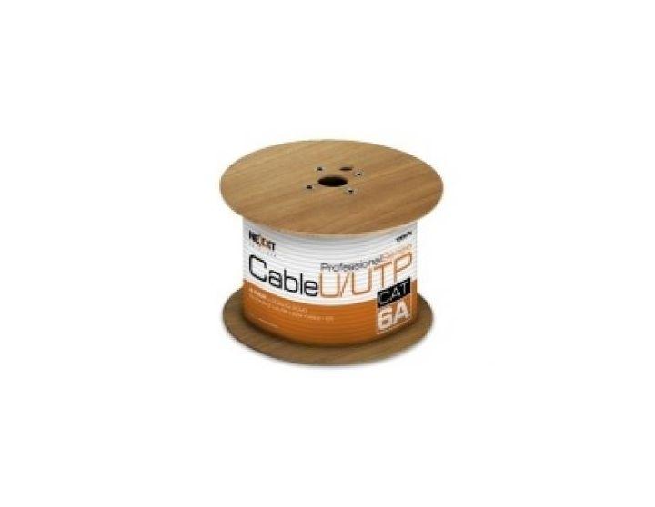 Cable UTP Cat 6A LSZH